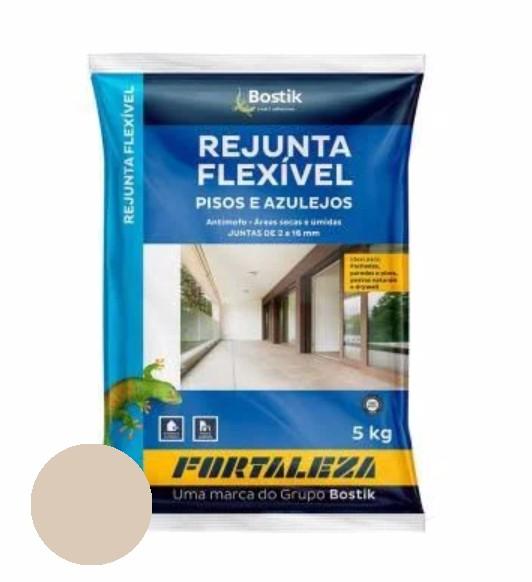 Imagem do produto REJUNTE FLEXÍVEL - 5KG - FORTALEZA