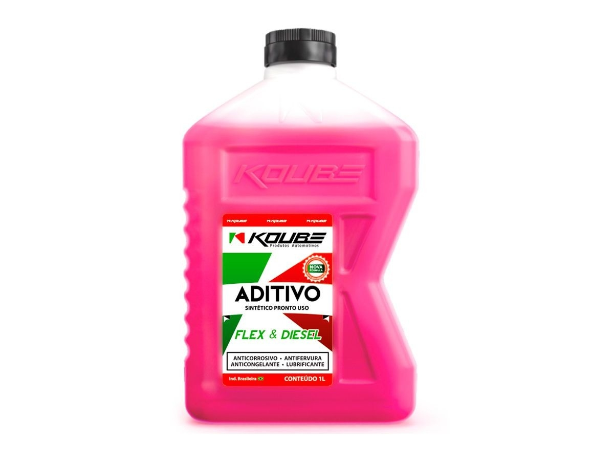 Foto 1 - Aditivo Koube concentrado sintético