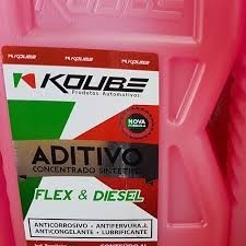 Foto2 - Aditivo Koube concentrado sintético