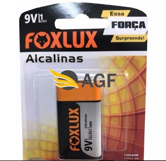 Foto 1 - BATERIA 9 VOLTS FOXLUX