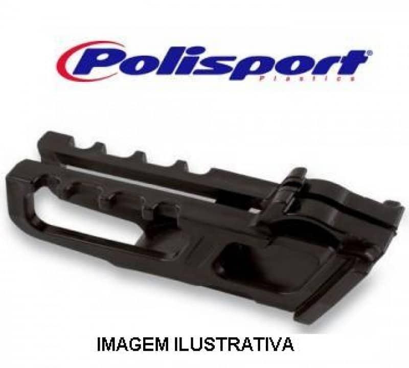 Foto 1 - GUIA DE CORRENTE TRAS CR125/250 CRF250/450 05-06 - POLISPORT