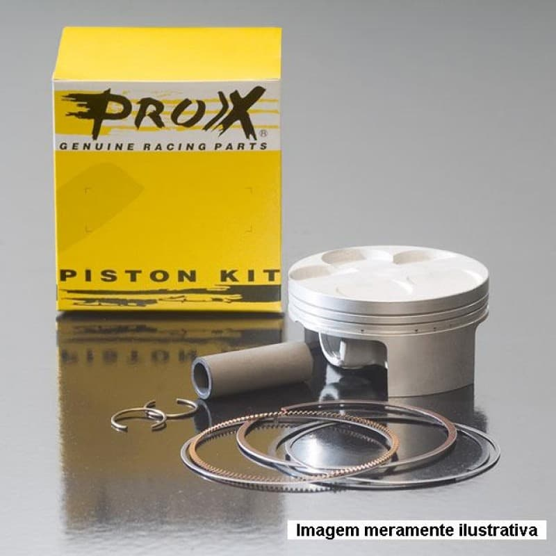 Foto 1 - PISTÃO CR250 86-96 - GASGAS250 00-15 - RM250 96-97 - PROX
