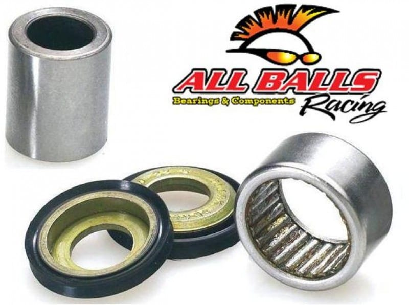 Foto 1 - KIT ROLAMENTOS INF AMORT TRAS CRF230 03/09 XR400 98/04 - ALL BALLS
