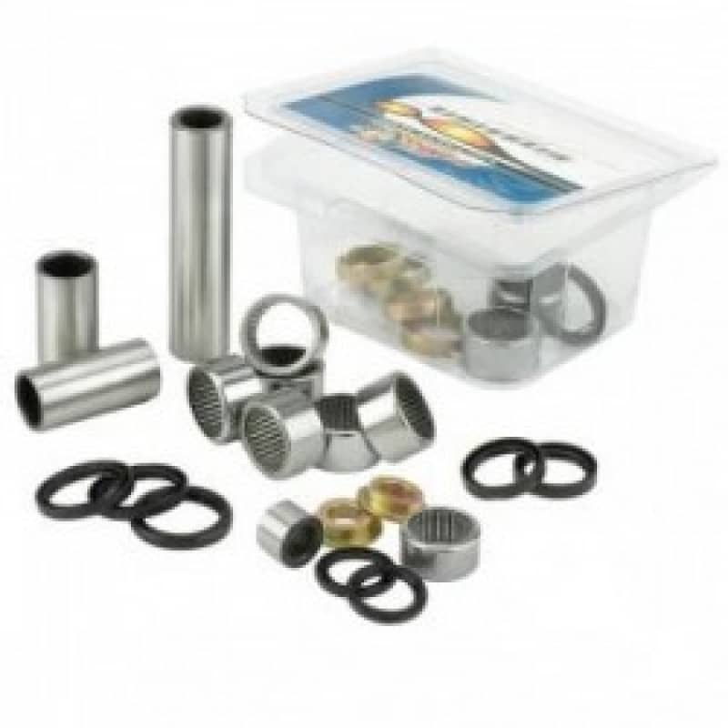 Foto 1 - KIT ROLAMENTOS LINK YZ125-250 02/04 YZF-WRF250-450 02/04 - ALL BALLS (BR PARTS)