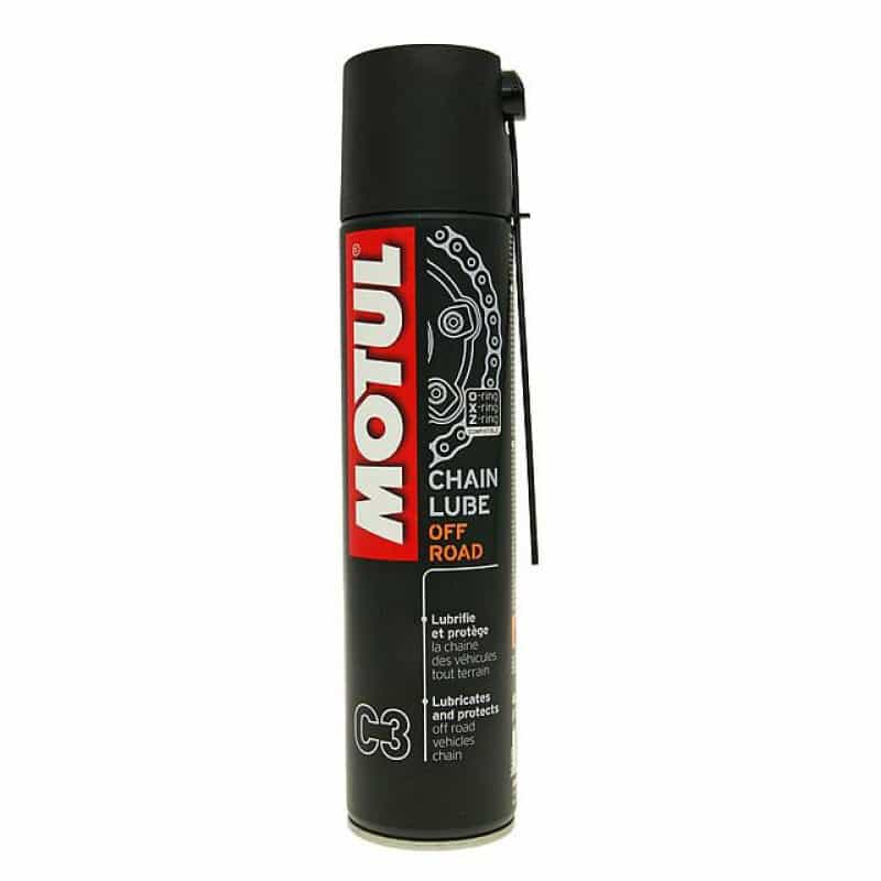 Foto 1 - SPRAY CORRENTE MOTUL C3 CHAIN LUBE OFF ROAD