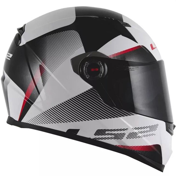 Foto 1 - CAPACETE LS2 FF358 TYRELL