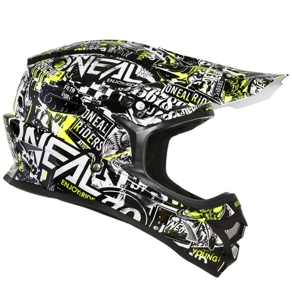Foto 1 - CAPACETE ONEAL 3 SERIES ATTACK
