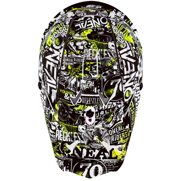 Foto3 - CAPACETE ONEAL 3 SERIES ATTACK