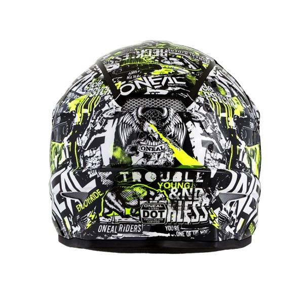 Foto4 - CAPACETE ONEAL 3 SERIES ATTACK