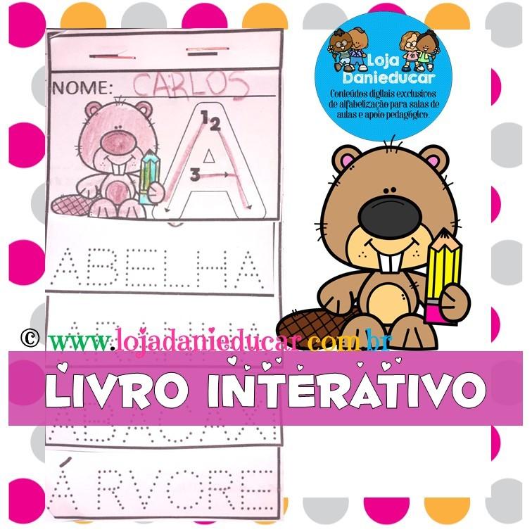 Imagem do produto Alfabeto interativo