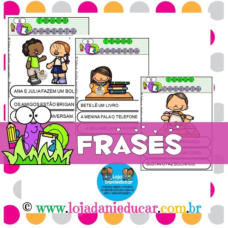 Imagem do produto Jogo da leitura - frases