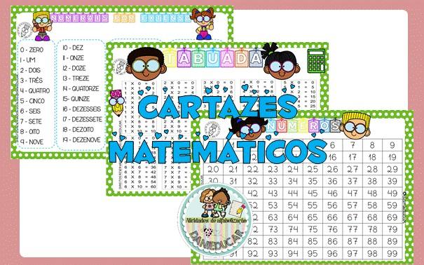 Imagem do produto Tabelas de matemática