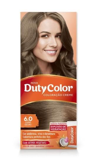 Foto 1 - Duty Color 6.0 Louro Escuro