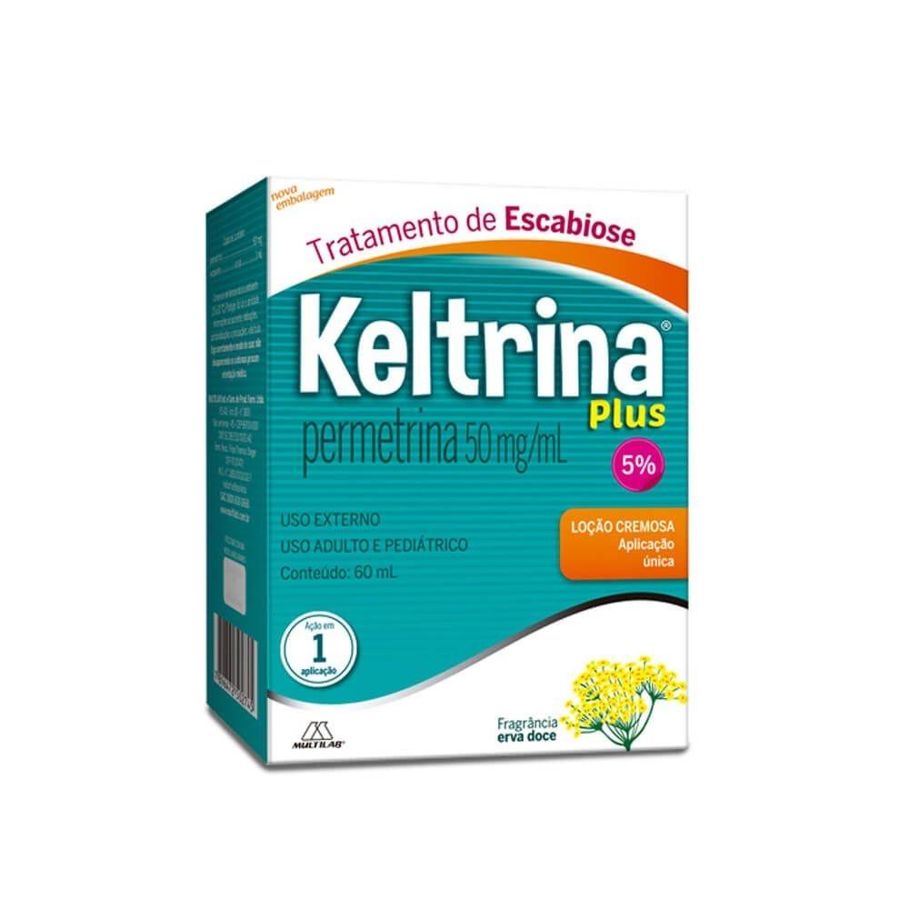 Foto 1 - Keltrina plus 60ml