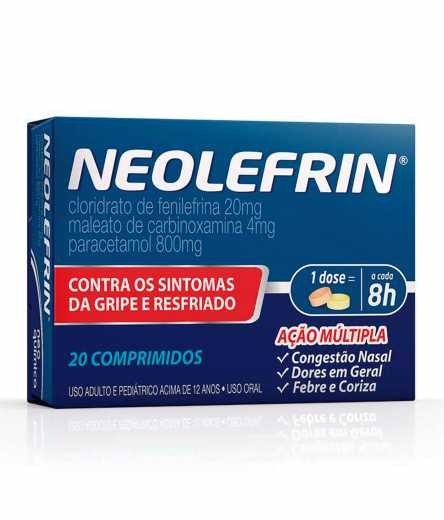 Foto 1 - Neolefrin C/20 Comp