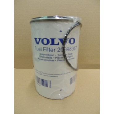 Foto 1 - Filtro De Combustível Volvo - 20998367
