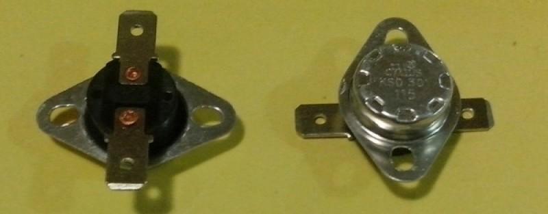 Imagem do produto Sensor Bimetálico