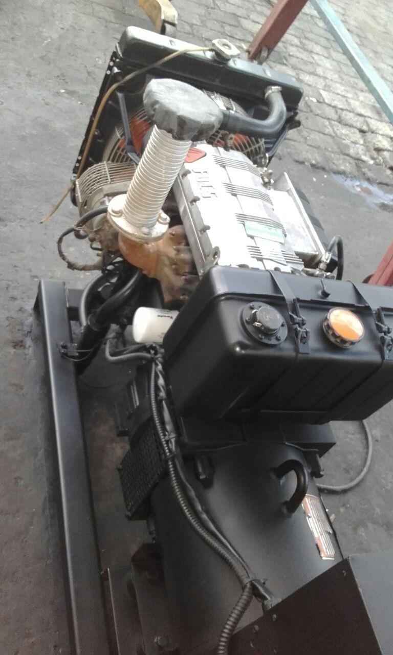 Foto 1 - Gerador Stemac 20 Kva - Automático - Usado