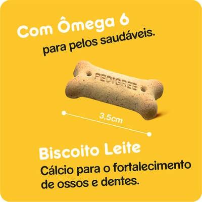 Foto2 - Biscoito Pedigree Biscrok Mini para Cães Adultos de Raças Pequenas
