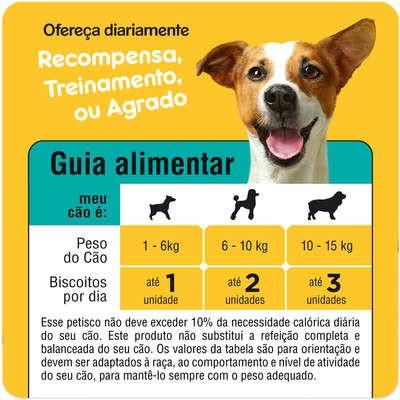 Foto4 - Biscoito Pedigree Biscrok Mini para Cães Adultos de Raças Pequenas