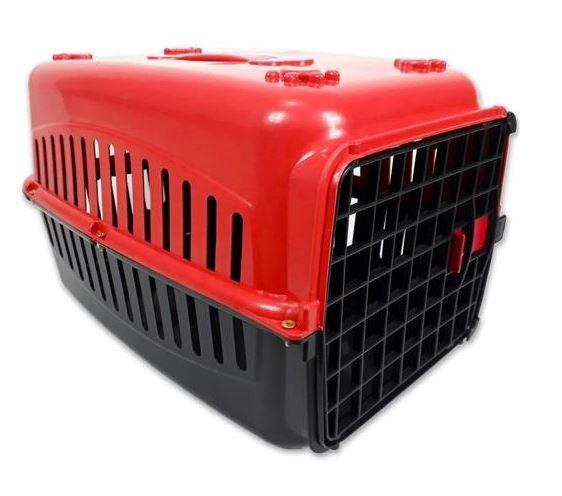 Foto2 - Caixa de Transporte para Cães e Gatos Nº3