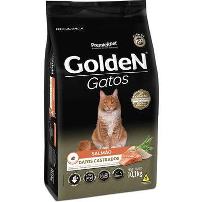 Foto 1 - Golden Gatos Adultos Castrados
