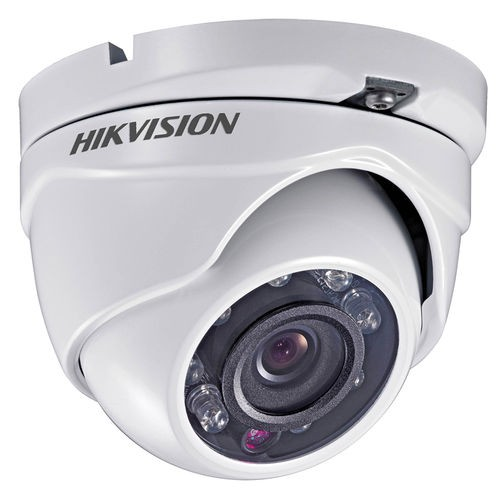 Imagem do produto Câmera de Segurança Dome Hikvision 4.0 DS-2CE56C0T-IRMF 2.8mm IR20 2Mb 4x1