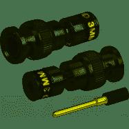 Imagem do produto Conector Bnc Hd Compressão 3mm Para Cabos Hd