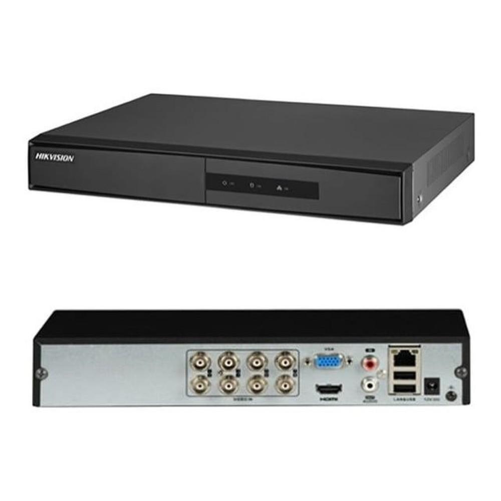 Imagem do produto Dvr Gravador 8 Canais Hikvision Hd 1080n 720p DS-7208HGHI-F1N