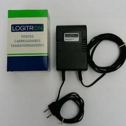 Imagem do produto Fonte Carregador Logitron - 1A
