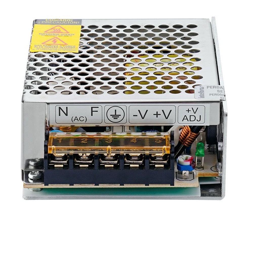 Imagem do produto Fonte Chaveada Estabilizada 5A 12V Colméia Bivolt