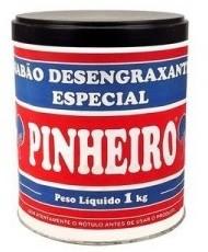 Foto 1 - PASTA DE LIMPEZA COM ESFOLIANTE POTE 1KG PINHEIRO