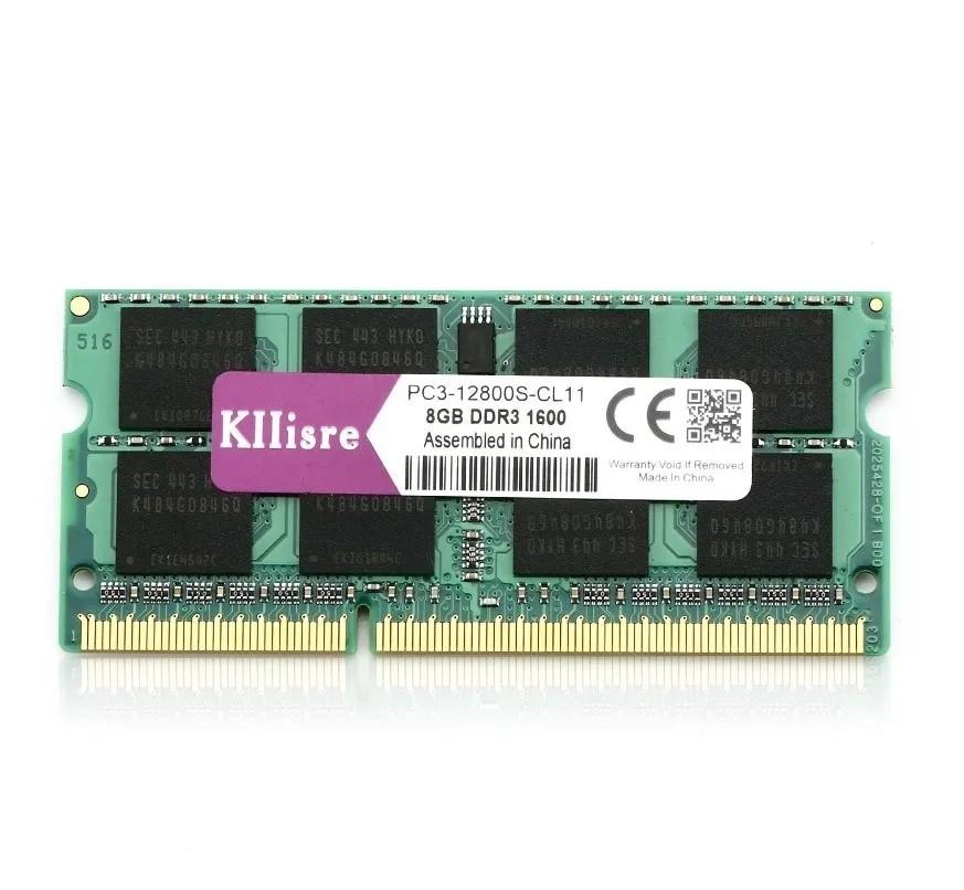 Foto 1 - Memória 8gb Ddr3l 1600 Mhz 1.35v Voltage Kllisre Notebook