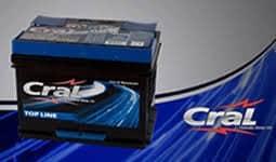 Foto3 - Bateria Cral 70 Ah - Sem Manutenção - 18 Meses de Garantia