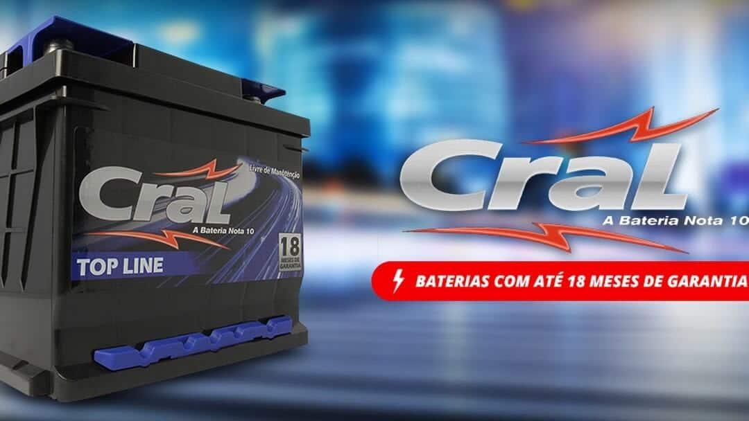 Foto4 - Bateria Cral 70 Ah - Sem Manutenção - 18 Meses de Garantia