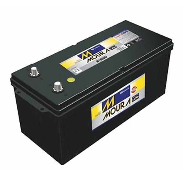 Foto2 - Bateria Moura 150 Ah - Original de Montadora - 15 Meses de garantia