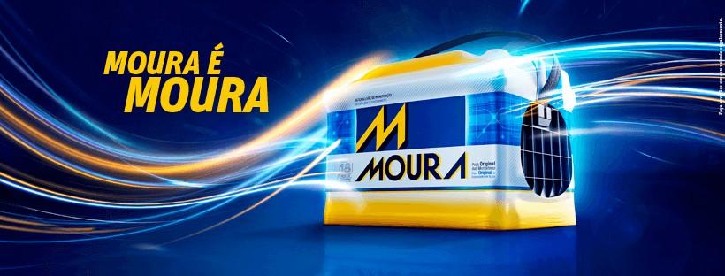 Foto3 - Bateria Moura 220 Ah - Original de Montadora - 15 Meses de garantia