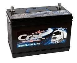 Foto 1 - Bateria Cral 100 Ah - Caixa Alta - 15 Meses de Garantia