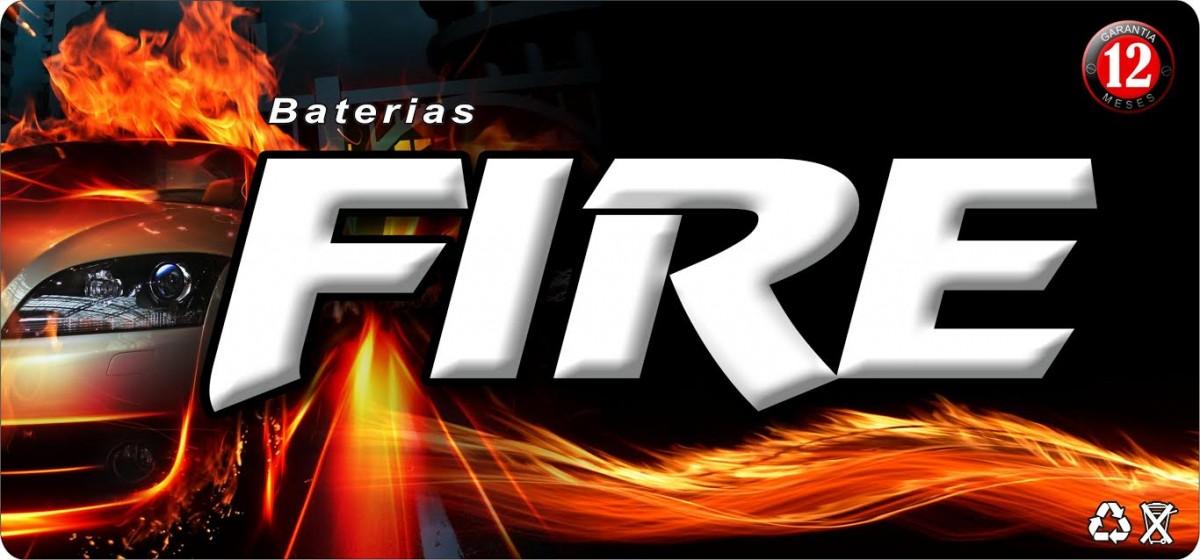Foto2 - Bateria Fire 60 Ah - Com manutenção - 12 Meses de Garantia