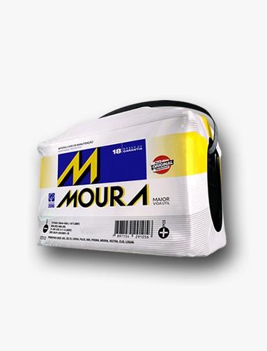 Foto 1 - Bateria Moura 48 Ah - Original de montadora - 24 Meses de garantia