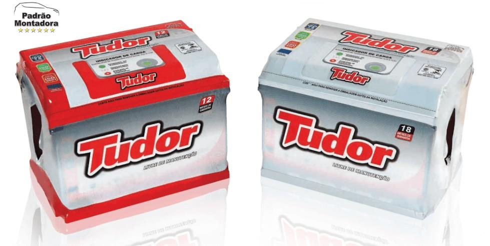 Foto3 - Bateria Tudor 60 Ah - Sem Manutenção - 18 Meses de Garantia