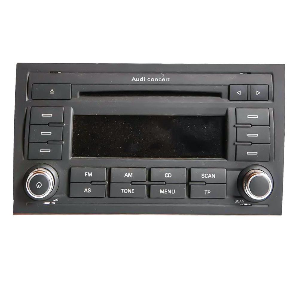 Foto 1 - Código de Desbloqueio de Rádio Original Audi