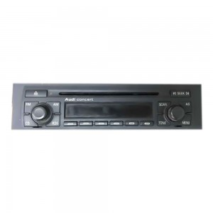 Foto4 - Código de Desbloqueio de Rádio Original Audi