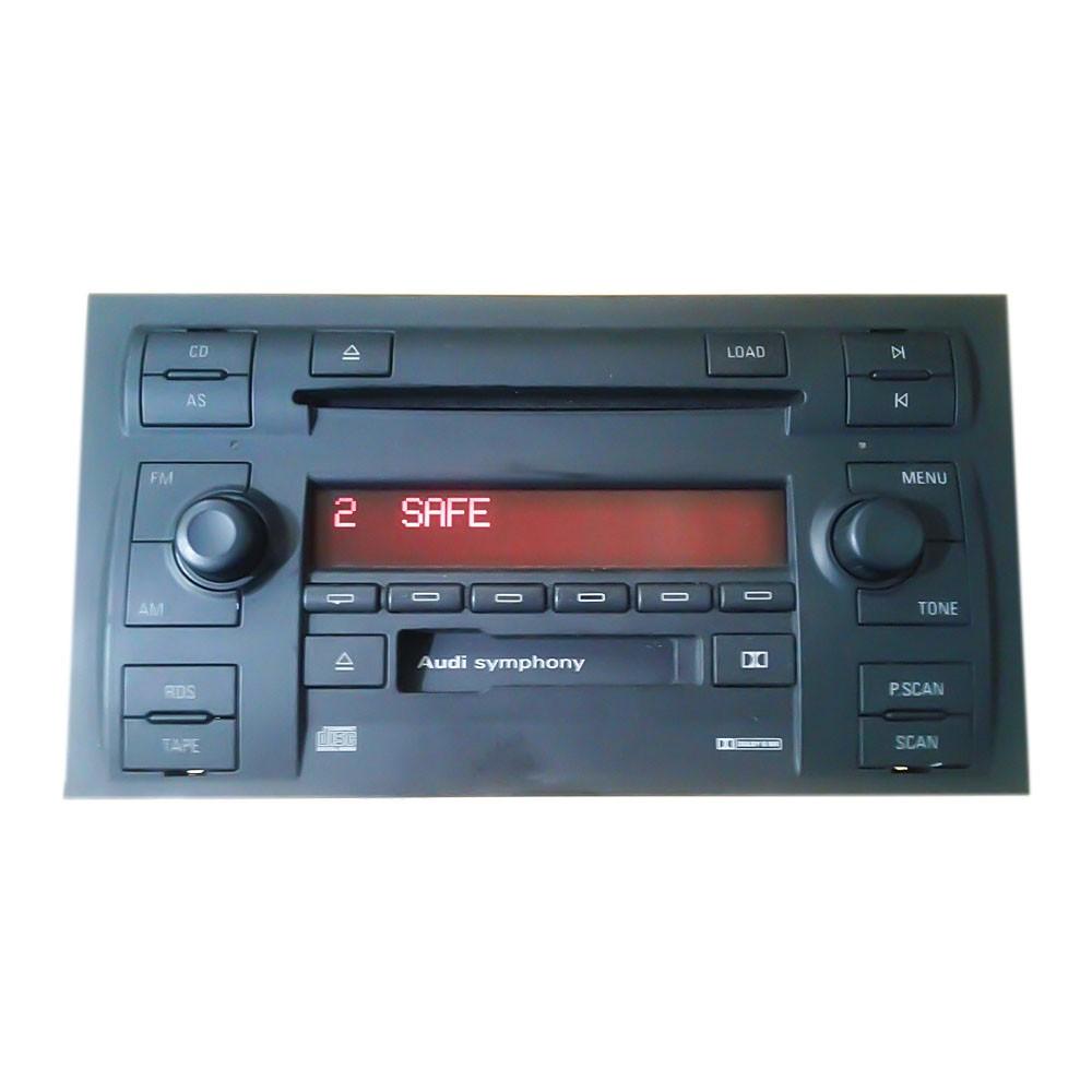 Foto3 - Código de Desbloqueio de Rádio Original Audi