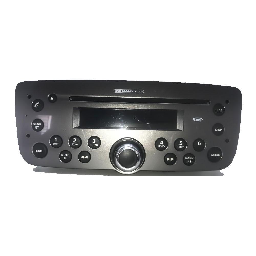 Foto 1 - Código de Desbloqueio de Rádio Original Fiat Continental