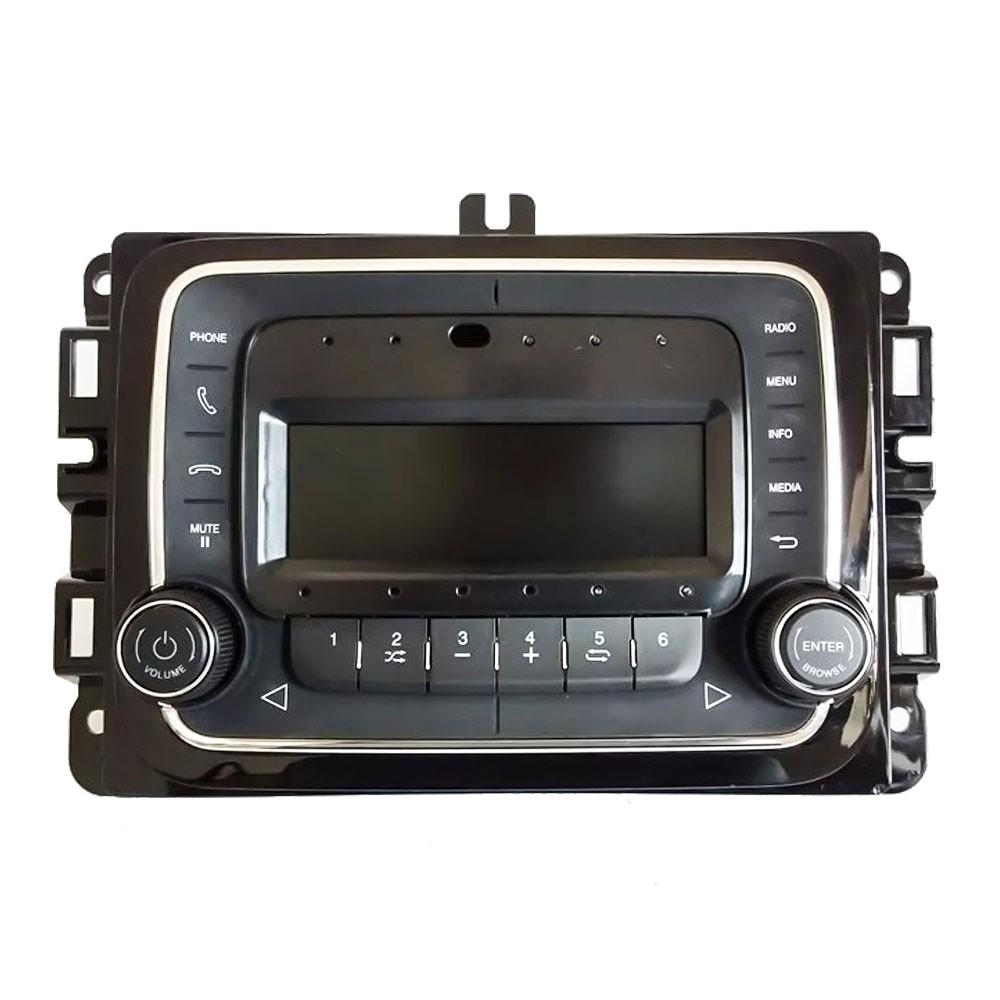 Foto 1 - Código de Desbloqueio de Rádio Original Fiat Toro