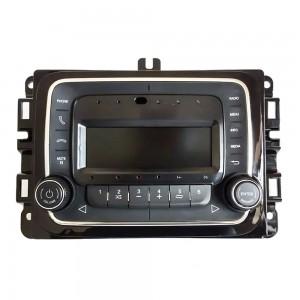 Foto1 - Código de Desbloqueio de Rádio Original Fiat Toro