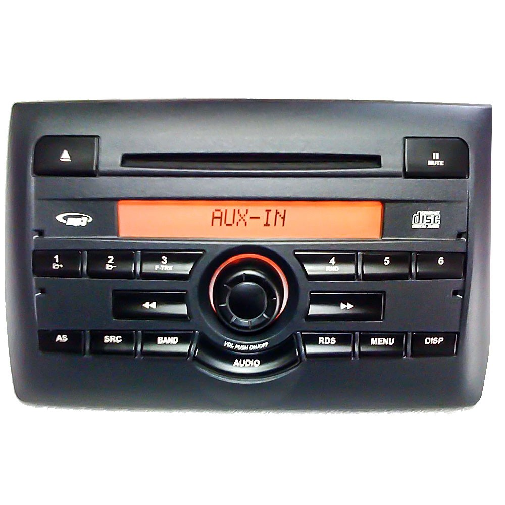 Foto2 - Código de Desbloqueio de Rádio Original Fiat Visteon