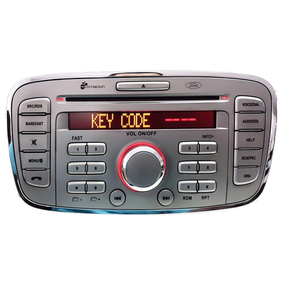 Foto 1 - Código de Desbloqueio de Rádio Original Ford Visteon