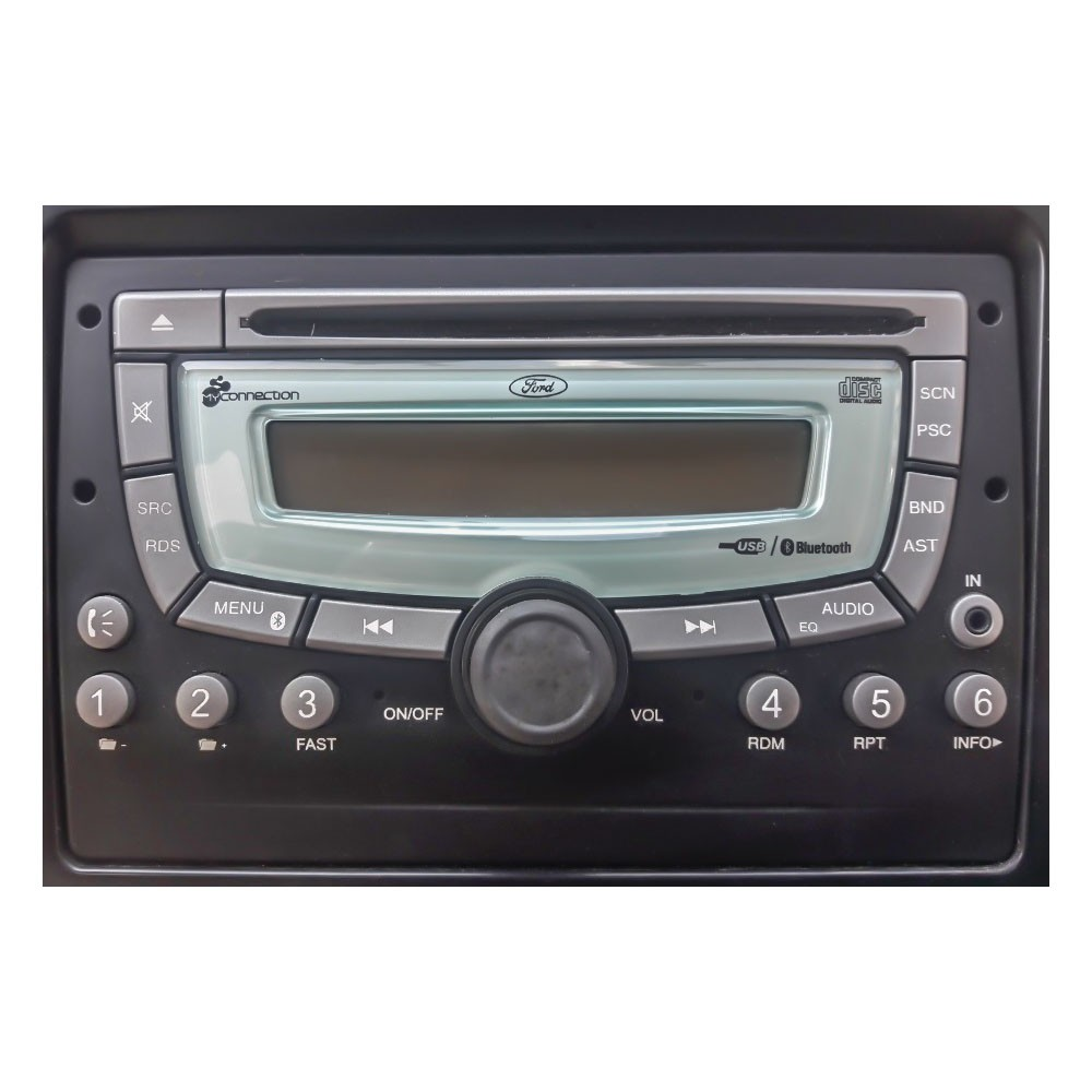Foto5 - Código de Desbloqueio de Rádio Original Ford Visteon